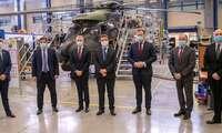 El Gobierno regional firma sendos protocolos con el Ayuntamiento de Albacete y Airbus para el desarrollo del Parque Aeronáutico y Logístico