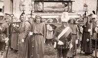 En marcha una exposición virtual con 62 fotografías y carteles históricos de la Semana Santa de Castilla-La Mancha
