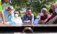 El Gobierno regional reitera su compromiso con el Alto Tajo ante el final de las cisternas en Chillarón y Córcoles y la modificación mañana del Real Decreto del Trasvase