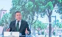 García-Page se compromete a destinar el 6% del Producto Interior Bruto a gasto educativo para el año 2024 en Castilla-La Mancha