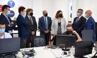 Destinados en Castilla-La Mancha 1,3 millones a apoyar la transformación digital de las pymes y la industria manufacturera