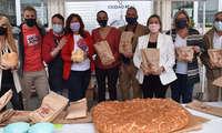 """Ciudad Real conmemora el Día Mundial del Pan visibilizando el """"Pan de Cruz"""" como elemento significativo de nuestra gastronomía"""