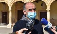 El alcalde de Villarrobledo señala que los datos de contagios mejoran aunque insta a los ciudadanos a no bajar la guardia