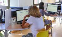 El Ayuntamiento de Almodóvar dota de líneas de fibra a los Puntos de Inclusión Digital
