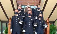Toman posesión seis nuevos agentes de la Policía Local de Valdepeñas