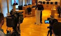 El pabellón Príncipe Felipe de Ciudad Real acoge este domingo  el Campeonato de Esgrima de Castilla-La Mancha