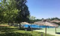 Un menor de 8 años rescatado inconsciente por ahogamiento en la piscina municipal de Quintanar del Rey (Cuenca)