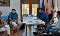 CCOO se reúne con el Alcalde de la Roda para trasladarle las reivindicaciones del sindicato para que RENFE recupere los trenes que se han perdido por la pandemia