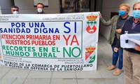 Mestanza, Cabezarrubias, Hinojosas y Brazatortas urgen en Ciudad Real a la restitución inmediata y completa de la atención médica primaria