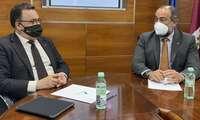 La UCLM, ADECA y el Ayuntamiento de Albacete pondrán en marcha la iniciativa Gran Desafío. Por una empresa igual
