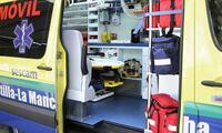Dos personas resultan heridas tras salirse de la vía un turismo en Daimiel