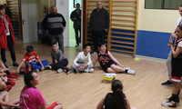Más de 40 niños y niñas de Alcázar disfrutan del Campus English Basketball durante las vacaciones de Semana Santa