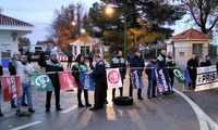 Los trabajadores de prisiones de CLM mantienen por tercer día consecutivo el seguimiento prácticamente unánime de la huelga