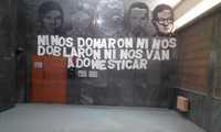Acto vandálico contra la sede de los sindicatos en Cuenca