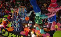 El desfile de Azuqueca de Henares se ha celebrado este miércoles sin carácter competitivo