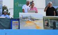 Eurocaja Rural, colaborador en el VIII Certamen Nacional de Pintura Rápida de Uclés