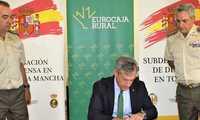Fundación Eurocaja Rural y Ministerio de Defensa rubrican un convenio de colaboración institucional