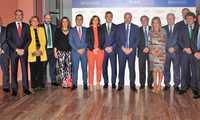Eurocaja Rural celebra el dinamismo del empresariado de la región en los XVI PremiosCECAM