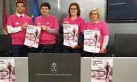 Las calles de Albacete volverán a teñirse de rosa con motivo de la X Carrera por la Salud de la Mujer 'Memorial María José Merlos'