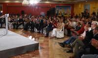García-Page reafirma su compromiso con el trazado sur de la A-43 y con el nuevo hospital de Puertollano
