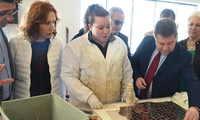 García-Page avanza un organismo que coordine una estrategia de desarrollo específica para la comarca del Campo de Montiel