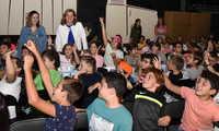 Un total de 3.000 alumnas y alumnos de más de 40 centros educativos de la región participan estos días en talleres organizados en FARCAMA