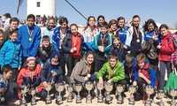 La Diputación destina 180.000 euros para promover escuelas deportivas en todos los municipios y EATIMS