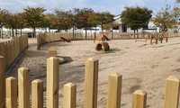 Illescas cuenta con un área de deporte canino