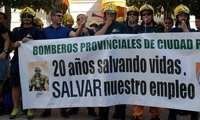 CSIF pide a la Diputación de Ciudad Real y al SCIS reubicar bomberos si hay vacantes tras incorporarse los titulares que han superado la OEP de 2015
