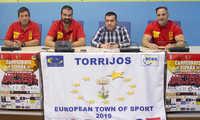 El Campeonato de España de Fisicoculturismo y Fitness que se celebra en Torrijos clasificatorio para el Ms. & Mister Universo