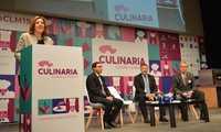 Más de 720 profesionales y estudiantes de gastronomía intercambian conocimientos y experiencias en la II edición de Culinaria
