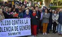 El Consejo Local de la Mujer en Toledo clama un martes más por una mayor protección judicial de las mujeres víctimas de violencia machista