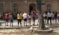 Medio centenar de jóvenes participaron en una actividad del Consejo Local de Infancia y Adolescencia de Valdepeñas