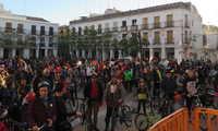 Nueva edición en Manzanares de la fiesta solidaria de la bicicleta
