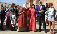 'Manzanares Medieval' cierra su VII Edición con afluencia multitudinaria