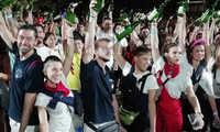 Azuqueca intentará superar este viernes el récord de escanciado de sidra fuera de Asturias