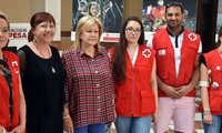 """Cruz Roja muestra el """"Camino a la esperanza""""  en el Centro Cultural Antiguo Casino de Ciudad Real"""