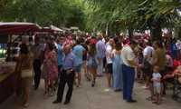 Diversión y devoción centraron el fin de semana de las fiestas torralbeñas en honor al Cristo del Consuelo