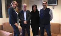 El Gobierno regional y la Universidad de Castilla-La Mancha firman un convenio para desarrollar la investigación en aerobiología en la región