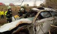 Fallece un varón de 81 años en Pozo Cañada tras una colisión frontal en la A-30