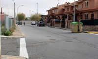 Mañana comienzan las obras de renovación de acerado en la Avenida del Campo de Fútbol de Argés
