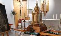 Las reliquias de Santa Bernardita han llegado este miércoles a Cuenca y podrán ser veneradas hasta el viernes
