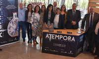 La consejera de Fomento visita la Feria de Artesanía de Castilla-La Mancha para compartir experiencias con los verdaderos protagonistas de este evento