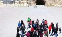 El Parque Arqueológico de Segóbriga recibe 3.272 visitantes durante Semana Santa, un 20 por ciento menos que en 2017