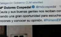 """PP, sobre el uso del Twitter de la Delegación, dice que es un tema """"nimio"""" y que Junta fue condenada por el #Pagecumple"""