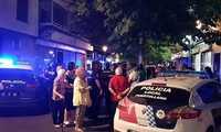 Dos menores resultan heridos graves por arma blanca durante una reyerta en el centro de Puertollano