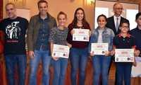 """Entregados en Ciudad Real los premios del  III Concurso de Booktubers """"Bibliotubers"""""""