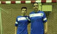 Convocados dos jugadores del FUTSALAlcázar para la selección regional de futbol sala