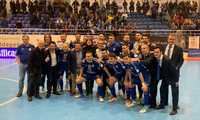 El Gobierno regional destaca el buen papel que está haciendo el Viña Albali Valdepeñas en la máxima competición del fútbol sala nacional