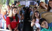 Comienza el campamento de los más pequeños de Alcázar en Los Palancares (Cuenca)